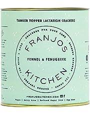 Franjo's Kitchen Lactation Fennel Crackers, 255 g