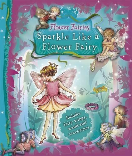 Sparkle Like a Flower Fairy pdf