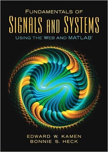 Signals and Systems Fundamentals