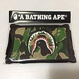 maskking Camping First Aid Kits Bape Green Shark Face Mask