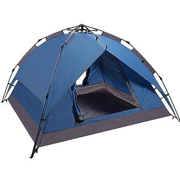 CATRP Marca Tienda De Campaña Al Aire Libre para 3-4 Personas Equipo De Campamento