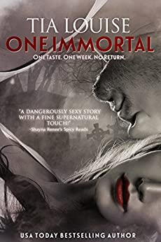 One Immortal: A Vampire Romance by [Louise, Tia]