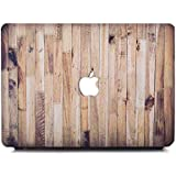 Plastic Wood Pattern Hard Shell Compatible MacBook Air 11 inch Case A1370/A1465 Case Cover 11.6 MacBook Air