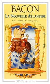 La Nouvelle Atlantide par Francis Bacon