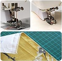 Multi Función Domestic eléctrica pie Máquina de coser piezas ...