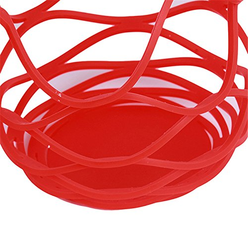 2Pcs Multifunctional Silicone Wine/Bottle Fruit Storage Basket Package... - 516HDogv%2BUL