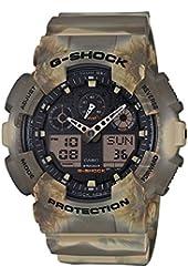 CASIO G-SHOCK watch GA-100MM-5AER
