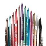 TR.OD 12 Color Waterproof Cosmetic Eye Shadow Lip Liner Eyeliner Pen Pencil Makeup Set