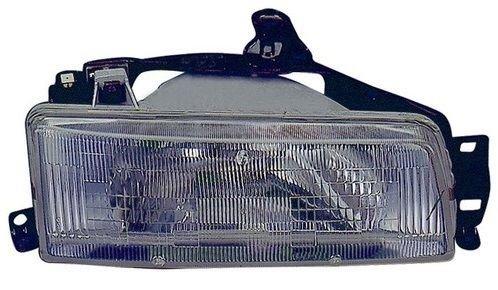 1988 - 1992 Toyota Corolla (Sedan and 2wd Wagon Only) Passenger Headlamp Headlight NEW 81110-02020 TO2503102