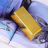Fake Gold Bar Bullion Door Stop/Paperweight for