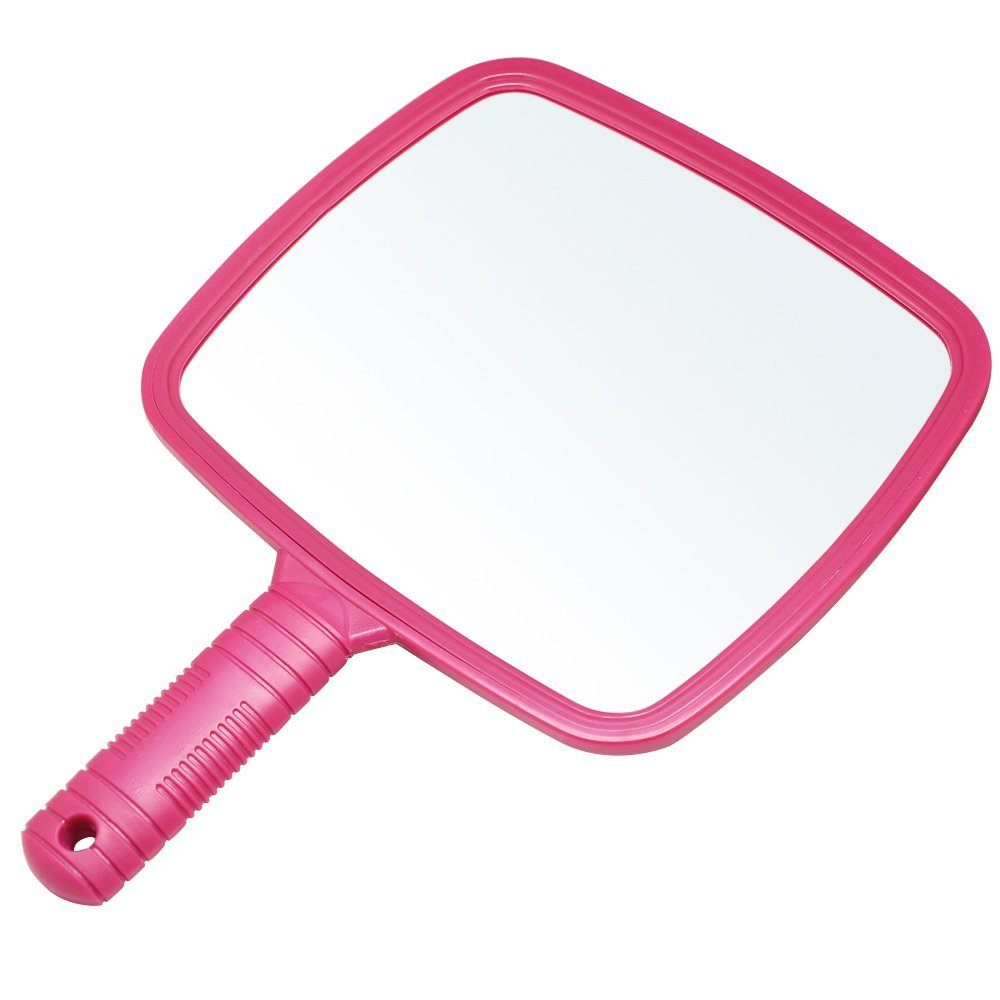 Accessotech specchio professionale salone Barbieri parrucchieri Paddle Tool con manico