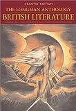 The Longman Anthology of British Literature 9780321105790