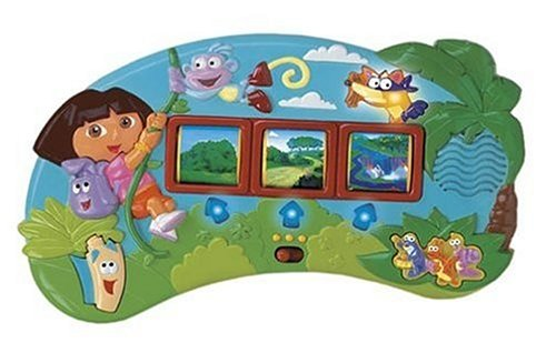 Adventures with Dora the Explorer Electronic Learning Toy -