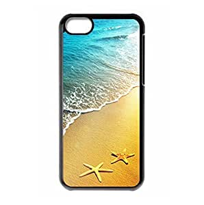 Mysterious Starfish logo for iPhone 5C hard back case
