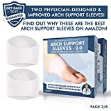 Dr. Frederick's Original Arch Support Sleeves 2.0