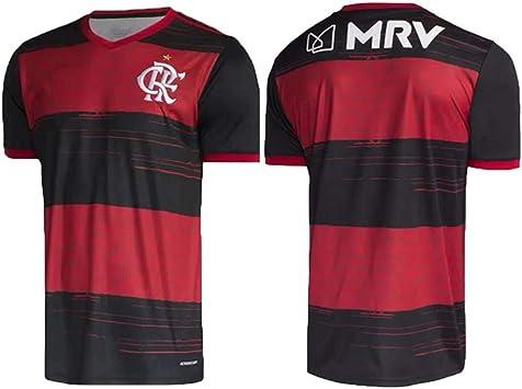 XQXC 20-21 Camisetas de fútbol para Hombre, Conjunto de Camiseta de Manga Corta para Adultos y niños de Football Club, transpiración, Transpirable: Amazon.es: Deportes y aire libre