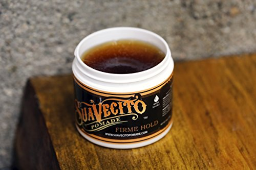 Suavecito Pomade 4 Oz FirmeStrong Hold