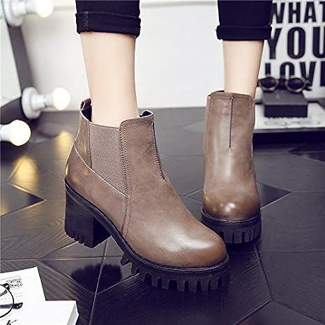 NSXZ coreani femminili più velluto grossi stivali con Martin