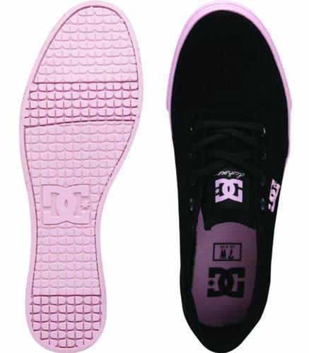 DC Shoes GATSBY 2 LE - Zapatillas de lona mujer negro - Schwarz (BLACK / PINK)