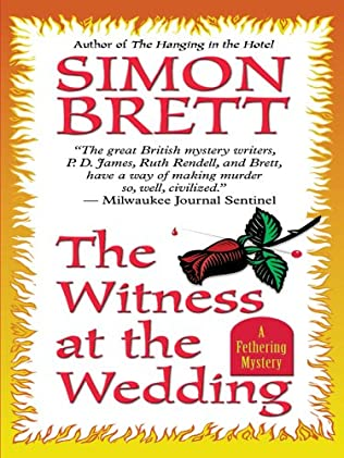 book cover of The Witness at the Wedding
