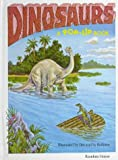 img - for Dinosaurs: A Pop-Up Book book / textbook / text book