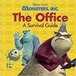 Buy Monsters Inc The Office A Survival Guide Monsters Inc