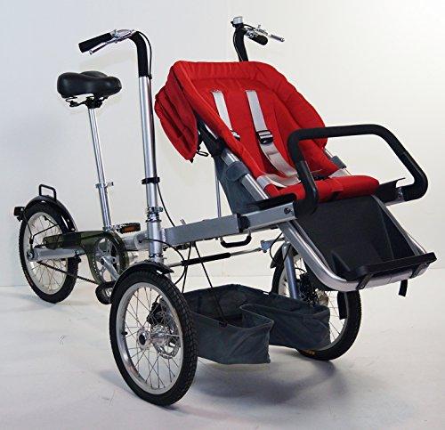 Baby Planet Stroller 3 Wheel - 5