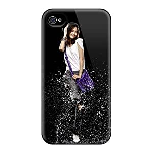 Hot Having Fun Rain First Grade Tpu Phone Case For Iphone 4/4s Case Cover by runtopwell