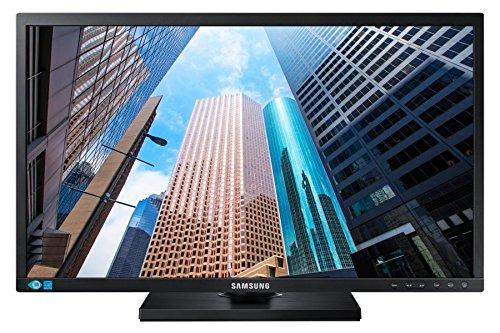 Samsung S22E450F Monitor 22'' Full HD, 1920 x 1080, 60 Hz, 5 ms, D-Sub, HDMI, Regolabile in Altezza, Swivel, Pivot, Nero 886S014