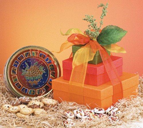 Gift Basket Drop Shipping ShOfAu Shades Of Autumn, Gift Tower