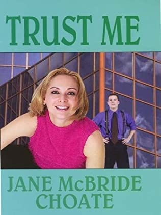 book cover of Trust Me