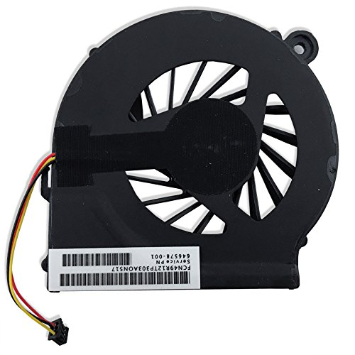 Laptop 1269nr - New CPU Cooling Fan Compatible HP Pavilion G7-1222nr G7-1227nr G7-1237dx G7-1255dx G7-1257dx G7-1260ca G7-1260us G7-1261nr G7-1263ca G7-1263nr G7-1264nr G7-1265nr G7-1269nr G7-1270ca