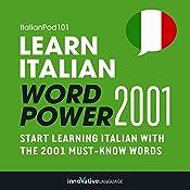 Learn Italian - Word Power 2001: Intermediate Italian #4 |  Innovative Language Learning