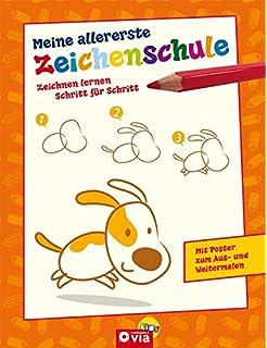 Kinder Lernen Zeichnen Und Malen Amazon De Hanne Turk Alex