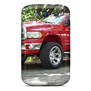Anti-scratch And Shatterproof Dodge Truck Phone Case For Iphone 5/5S High Quality Tpu Case