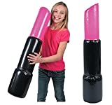 2 pc - Inflatable Lipstick - Spa Party Decorations