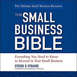 The Small Business Bible Audiobook