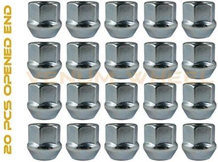 12x1.5 オープンエンドラグナット バルジドドングリ 数量-20個 M12x1.5