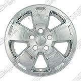 16 chrome hubcaps impala - 2006-2010 CHEVROLET IMPALA 16