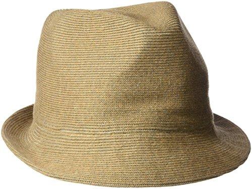Kangol Men's Cotton Rib Arnold, Oak, M