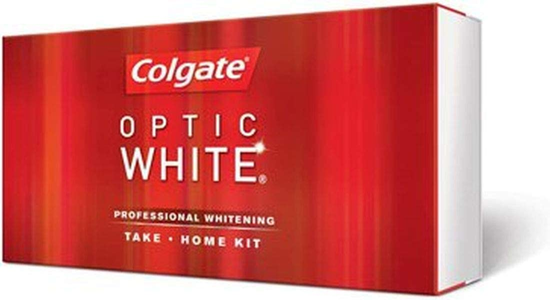 Colgate Optic White Gel Professional Whitening Take-home Kit (9%)