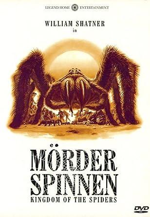 Morderspinnen Amazon De William Shatner Tiffany Bolling Woody