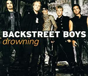 Backstreet Boys Drowning Back To Your Heart Shape Of