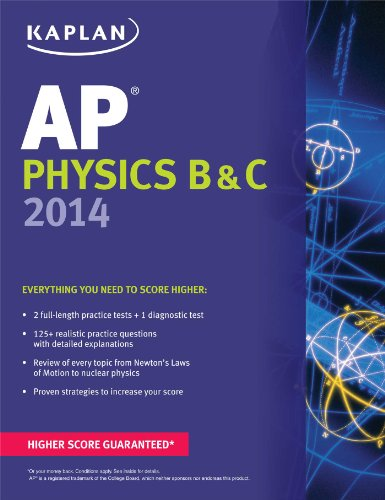 Kaplan AP Physics B & C 2014 (Kaplan Test Prep) Paul Heckert