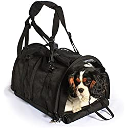 SturdiBag Pet Carrier (Black)