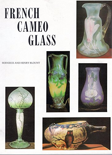 French Cameo Glass - French Cameo
