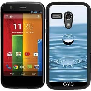 Funda para Motorola Moto G (Generation 1) - Gota De Agua by UtArt