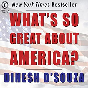 What's So Great About America Audiobook