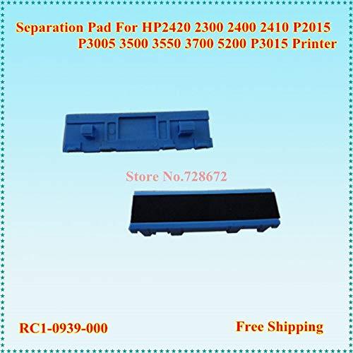 Printer Parts RC1-0939 RL1-1524 RC2-8575-000 Separation Pad for HP3500 3550 3700 2300 2400 2410 2420 2430 P3005 P3015 P2015 Printer ()
