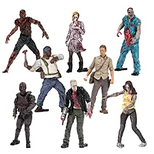 Amazon.com: McFarlane Toys construcción Sets- The Walking ...